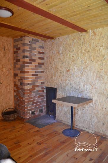 Lauku māja Molėtų rajonā netālu no Virinta ezera Labs ciems - 28