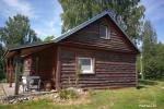 Lauku māja Molėtų rajonā netālu no Virinta ezera Labs ciems