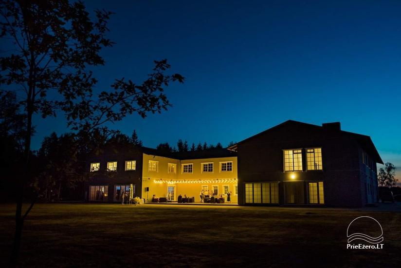 Lauku sēta Grand Villa Kauņas reģionā - 3
