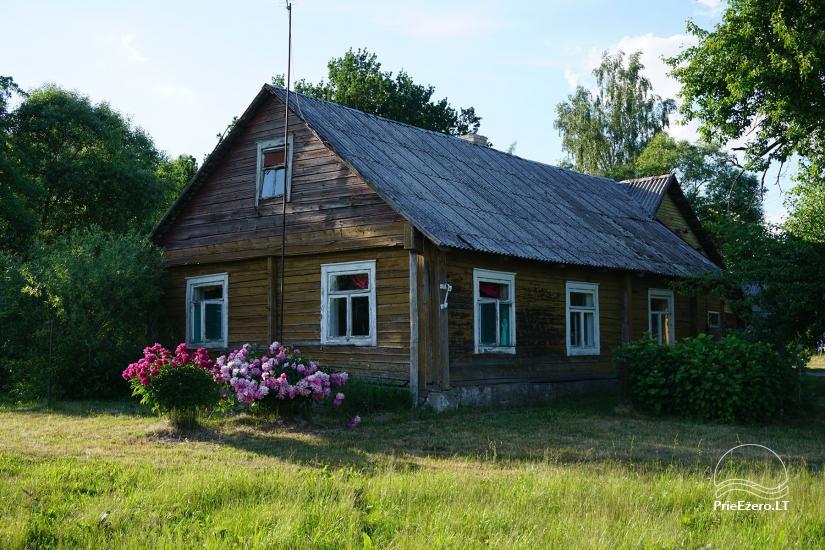 Sauna Jūsu atpūtai pie ezera krasta Moletai novadā, Lietuvā - 4