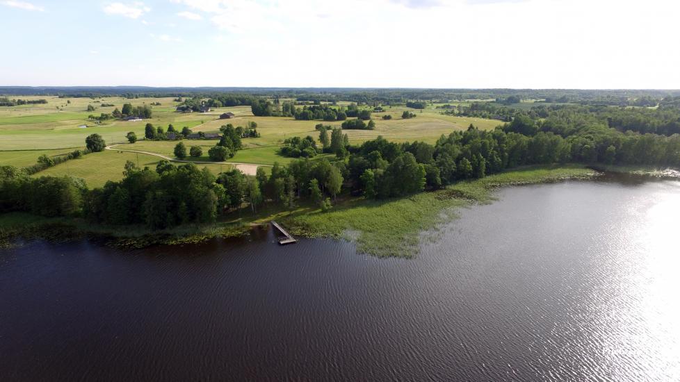 Sauna Jūsu atpūtai pie ezera krasta Moletai novadā, Lietuvā - 3