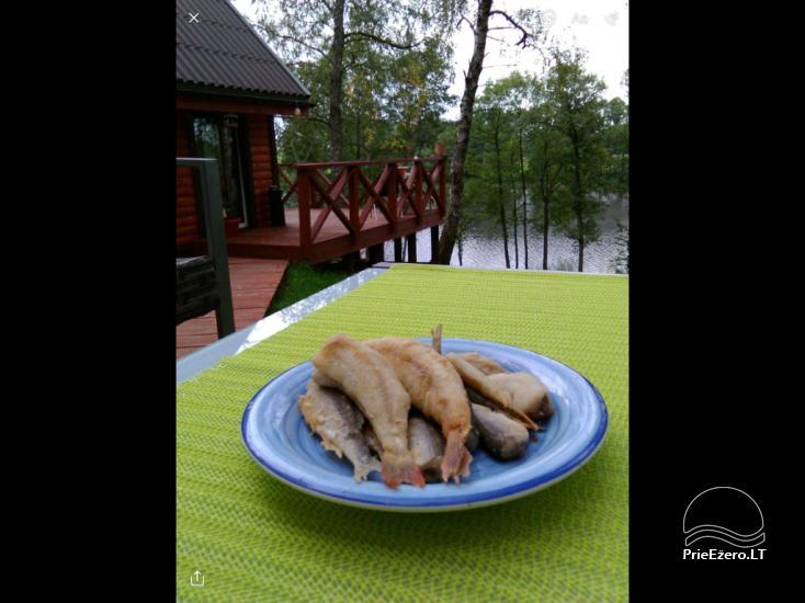 Lauku māja pie ezera Ilgis Moljeta rajonā, Lietuvā - 38