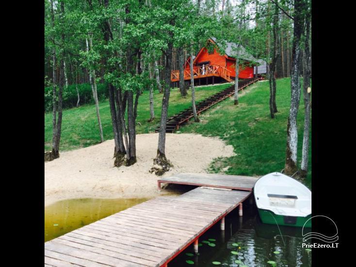Lauku māja pie ezera Ilgis Moljeta rajonā, Lietuvā - 30