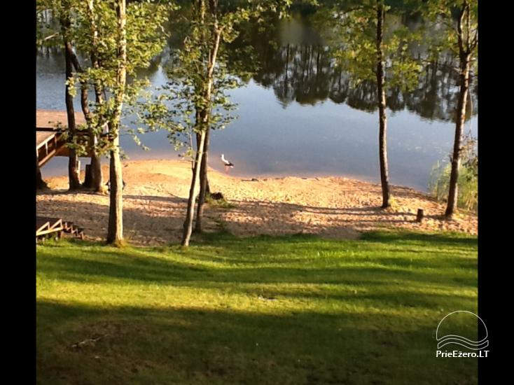 Lauku māja pie ezera Ilgis Moljeta rajonā, Lietuvā - 24