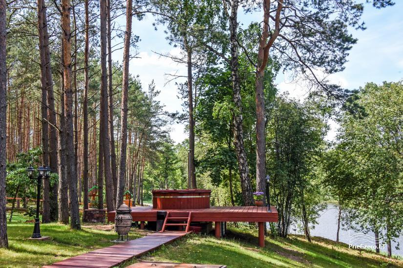 Lauku māja pie ezera Ilgis Moljeta rajonā, Lietuvā - 11
