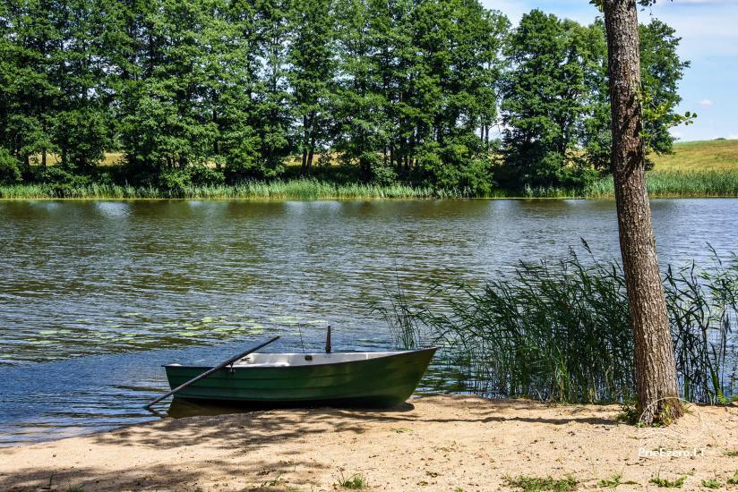 Lauku māja pie ezera Ilgis Moljeta rajonā, Lietuvā - 28