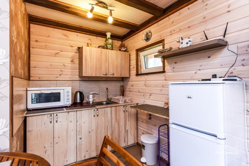 Lauku māja pie ezera Ilgis Moljeta rajonā, Lietuvā - 41