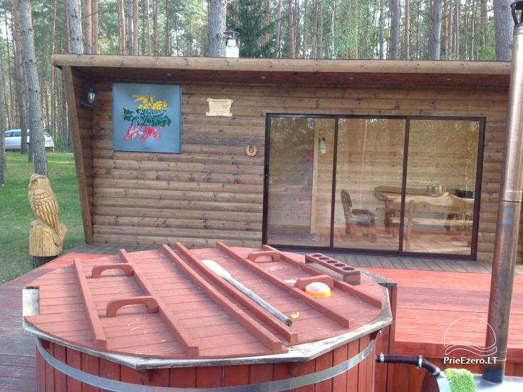 Lauku māja pie ezera Ilgis Moljeta rajonā, Lietuvā - 13