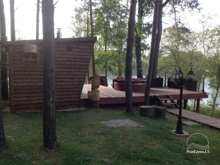 Lauku māja pie ezera Ilgis Moljeta rajonā, Lietuvā - 15