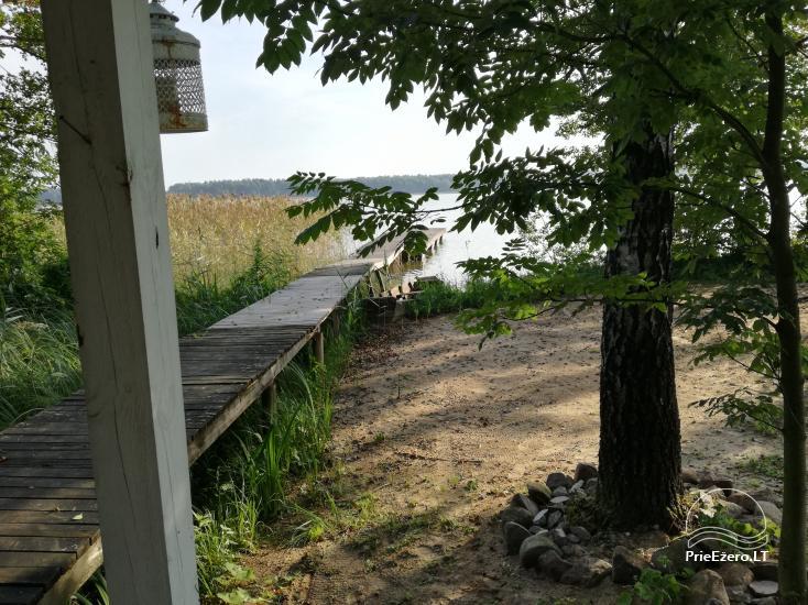 Atsevišķa ģimenes brīvdienu māja pie ezera Alytu rajona, Lietuvā - 7