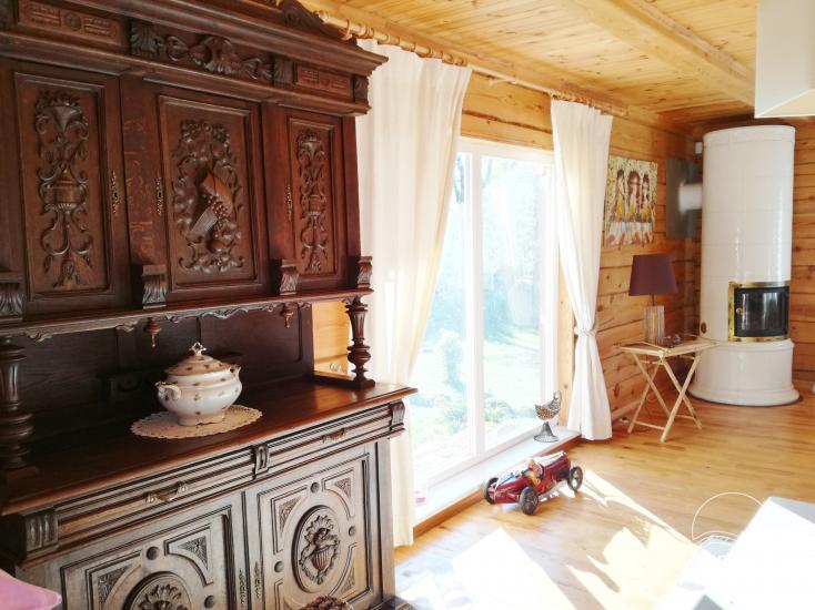 Atsevišķa ģimenes brīvdienu māja pie ezera Alytu rajona, Lietuvā - 9