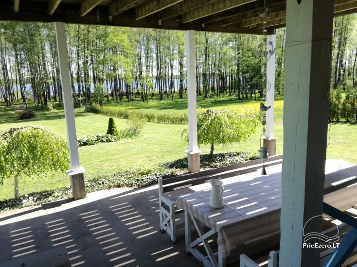 Atsevišķa ģimenes brīvdienu māja pie ezera Alytu rajona, Lietuvā - 5