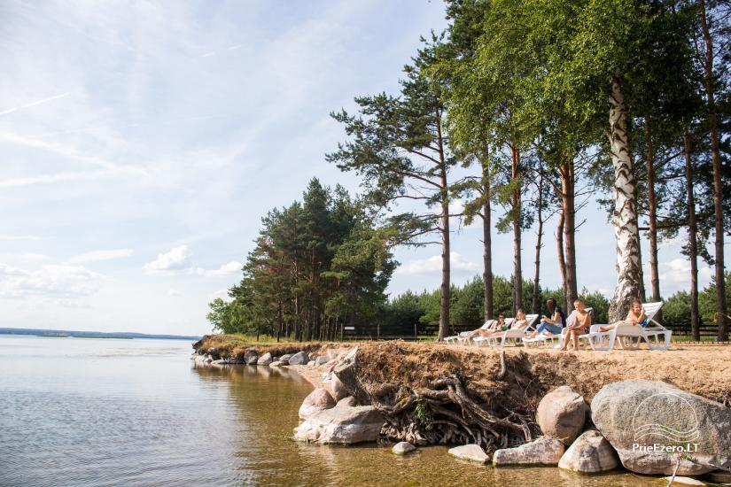 Bungalo ģimenes atpūtai Dusios ezerā Lazdiju rajonā, Lietuvā - 5
