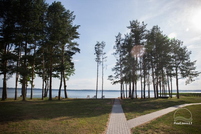 Bungalo ģimenes atpūtai Dusios ezerā Lazdiju rajonā, Lietuvā - 45
