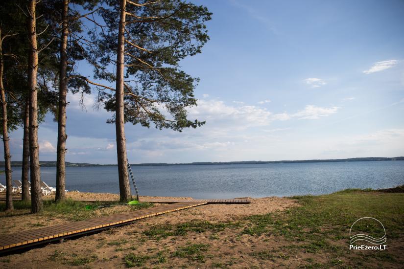 Bungalo ģimenes atpūtai Dusios ezerā Lazdiju rajonā, Lietuvā - 46