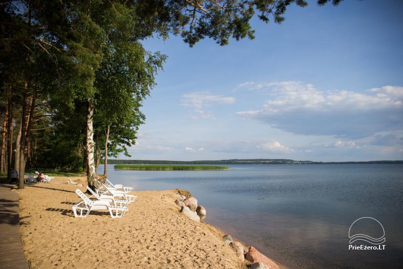 Bungalo ģimenes atpūtai Dusios ezerā Lazdiju rajonā, Lietuvā - 3