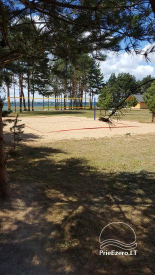 Bungalo ģimenes atpūtai Dusios ezerā Lazdiju rajonā, Lietuvā - 47