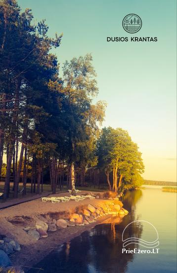 Bungalo ģimenes atpūtai Dusios ezerā Lazdiju rajonā, Lietuvā - 48