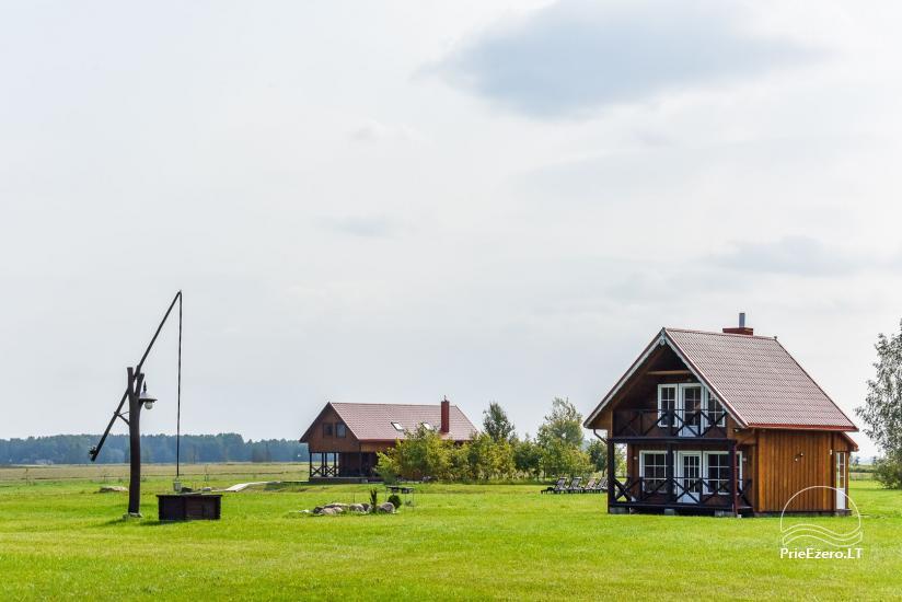 Homestead Sinkunu dzirnavas Ukmerges rajonā, Lietuvā - 27