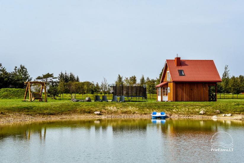 Homestead Sinkunu dzirnavas Ukmerges rajonā, Lietuvā - 28