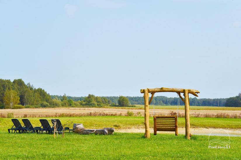 Homestead Sinkunu dzirnavas Ukmerges rajonā, Lietuvā - 10