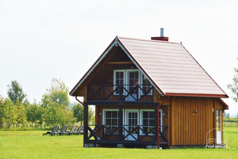 Homestead Sinkunu dzirnavas Ukmerges rajonā, Lietuvā - 29