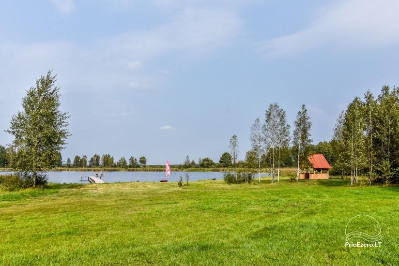 Homestead Sinkunu dzirnavas Ukmerges rajonā, Lietuvā - 8