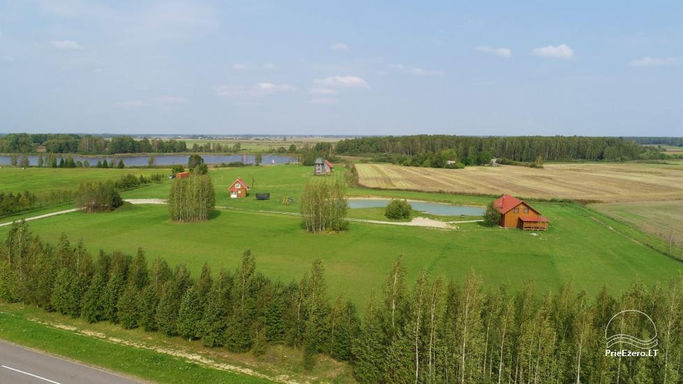 Homestead Sinkunu dzirnavas Ukmerges rajonā, Lietuvā - 3