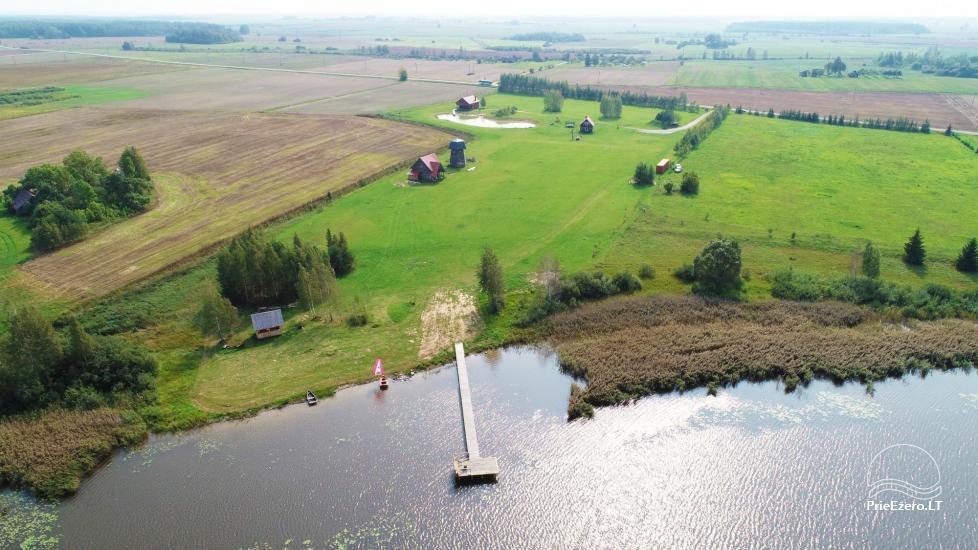 Homestead Sinkunu dzirnavas Ukmerges rajonā, Lietuvā - 5