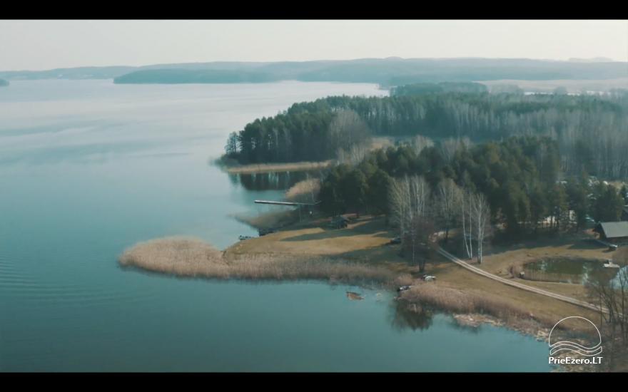 Lauku sēta Žiburiai ezera krastā - 1