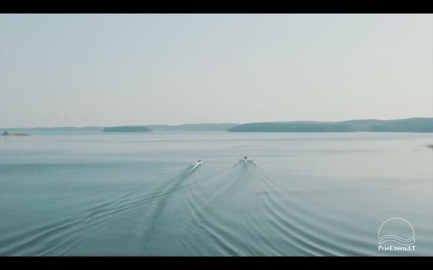 Lauku sēta Žiburiai ezera krastā - 9