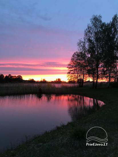 Lauku sēta Žiburiai ezera krastā - 34