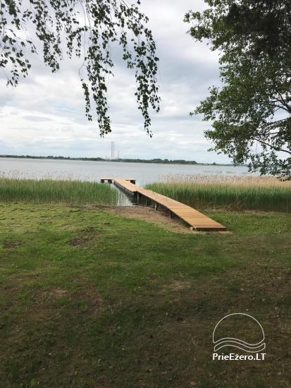Lauku sēta Žiburiai ezera krastā - 48