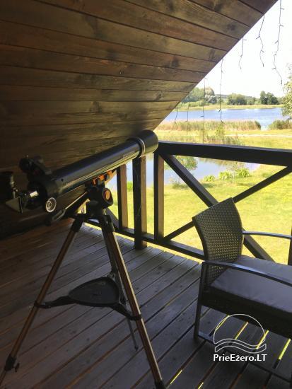 Lauku sēta Žiburiai ezera krastā - 33