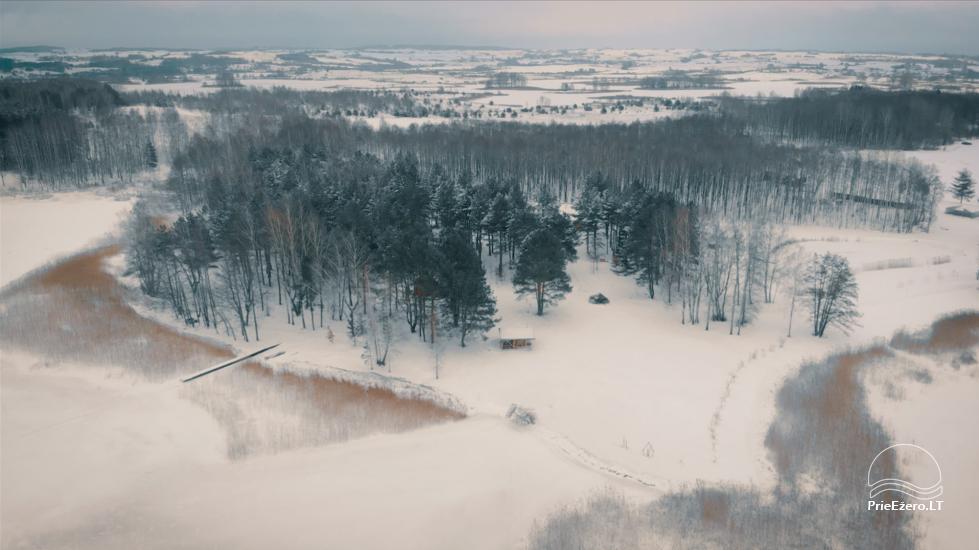 Lauku sēta Žiburiai ezera krastā - 50