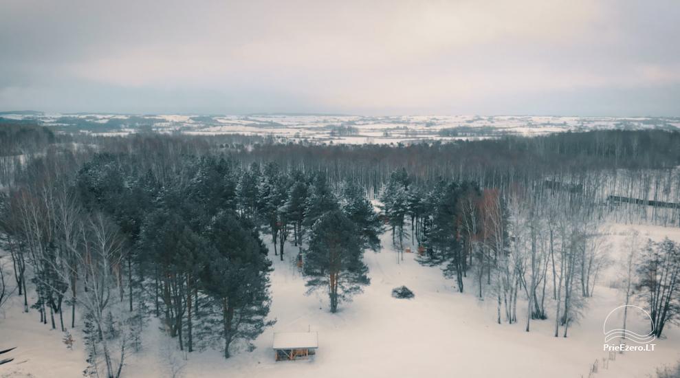 Lauku sēta Žiburiai ezera krastā - 49