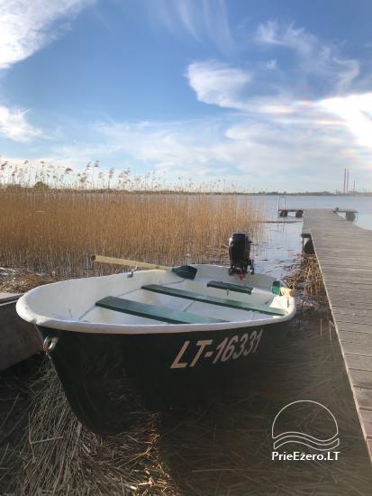 Lauku sēta Žiburiai ezera krastā - 18
