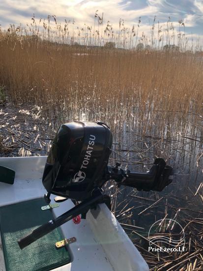 Lauku sēta Žiburiai ezera krastā - 19