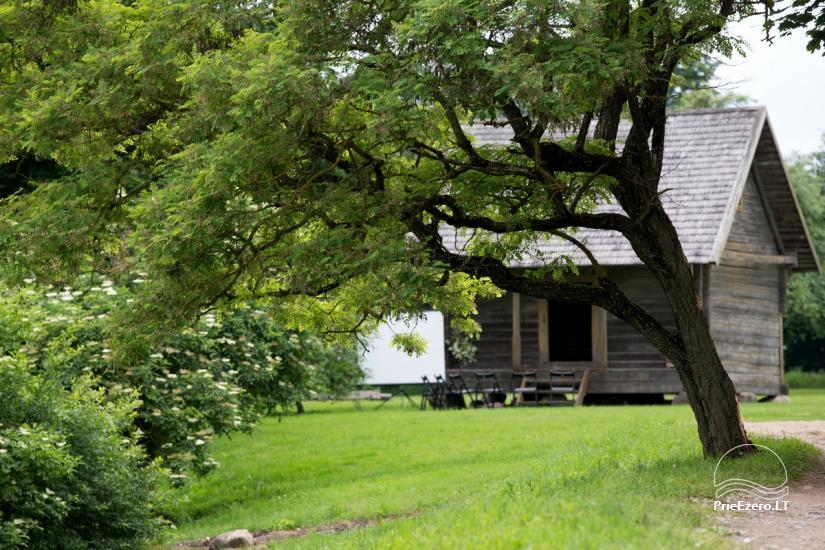 Lauku sēta pie dīķa Radviliškis, Lietuva - 8