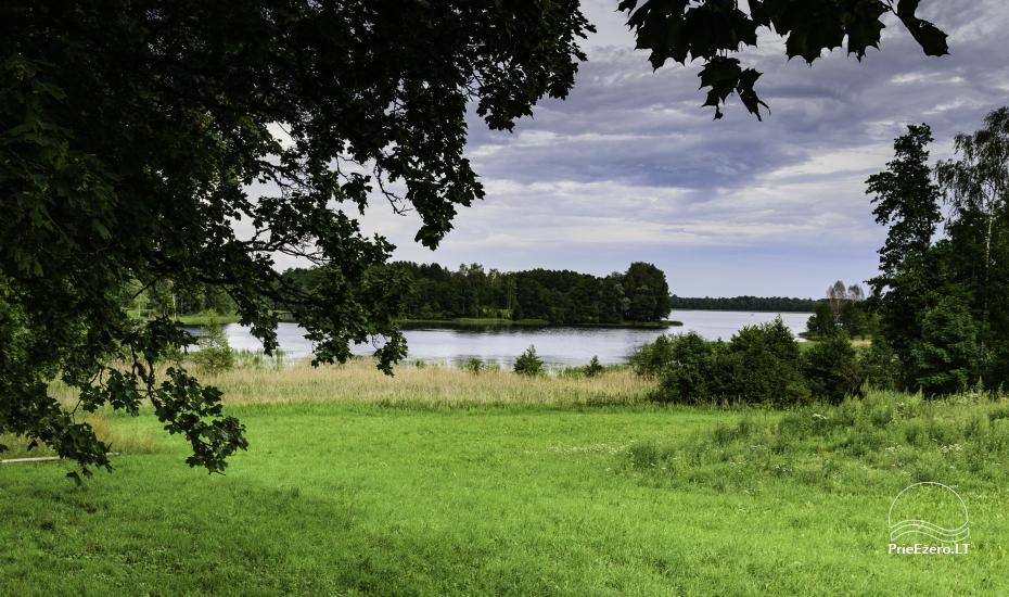 Lauku māja pie Avila ezera Zarasai rajonā, Lietuvā - 5