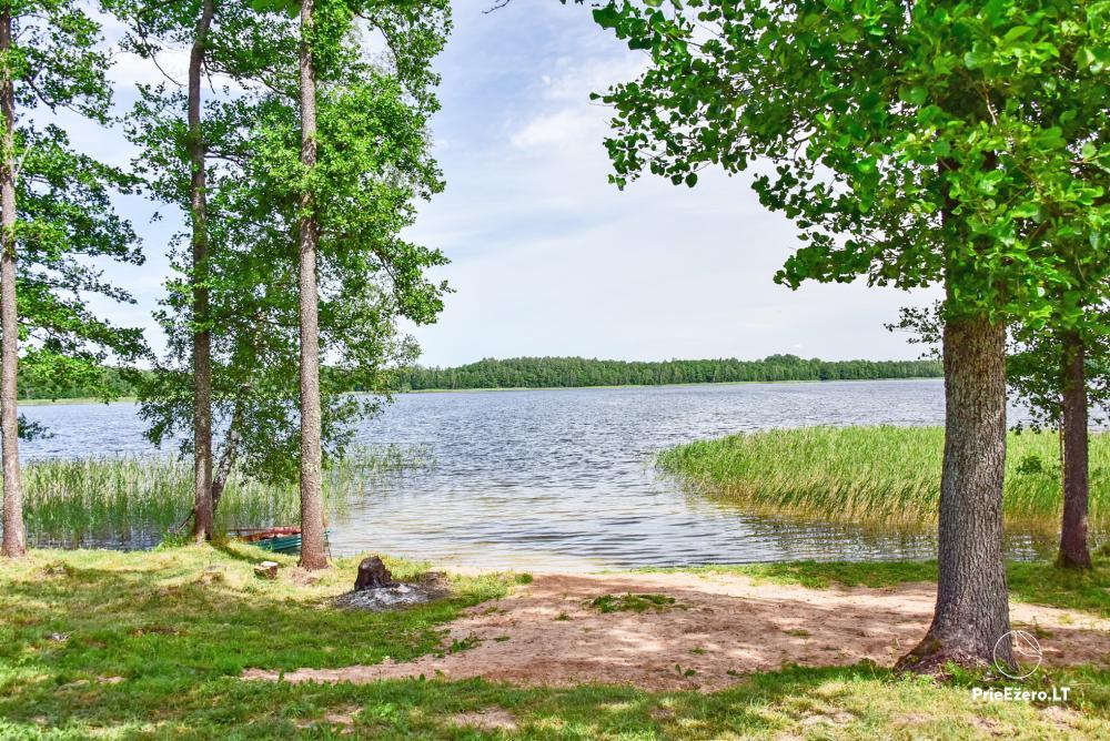 Lauku māja pie Avila ezera Zarasai rajonā, Lietuvā - 45