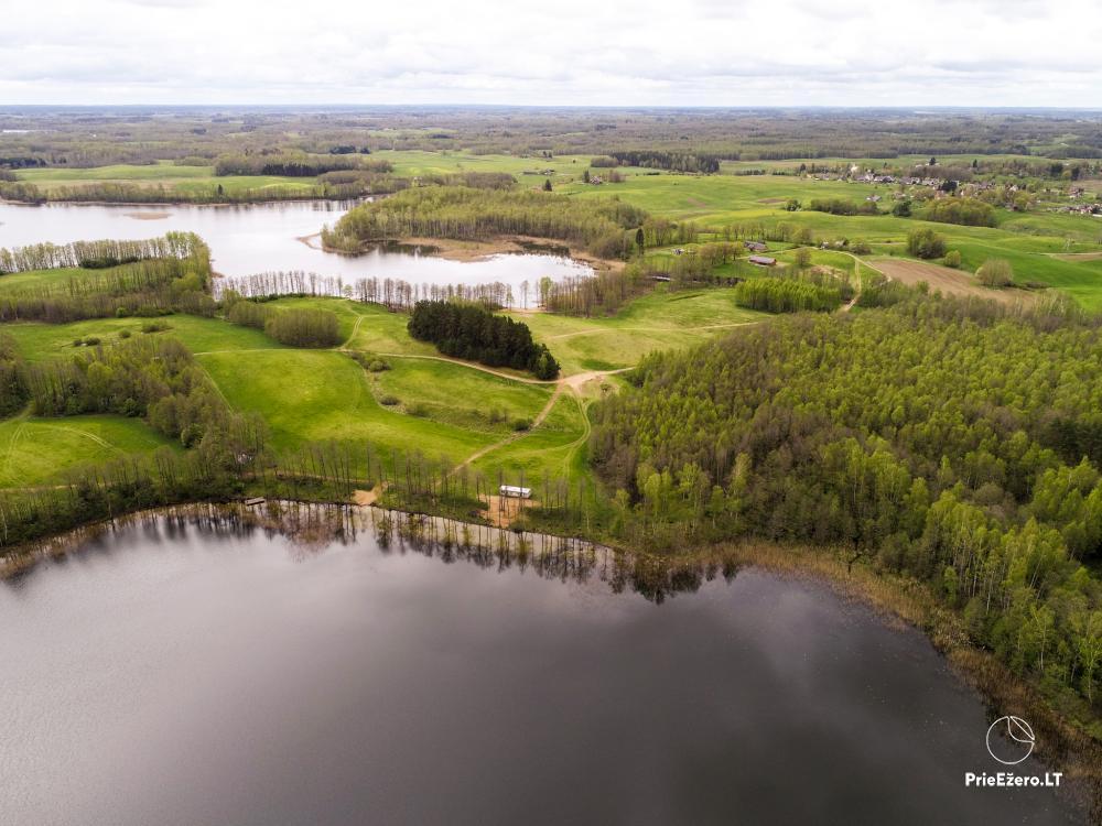 Lauku māja pie Avila ezera Zarasai rajonā, Lietuvā - 31