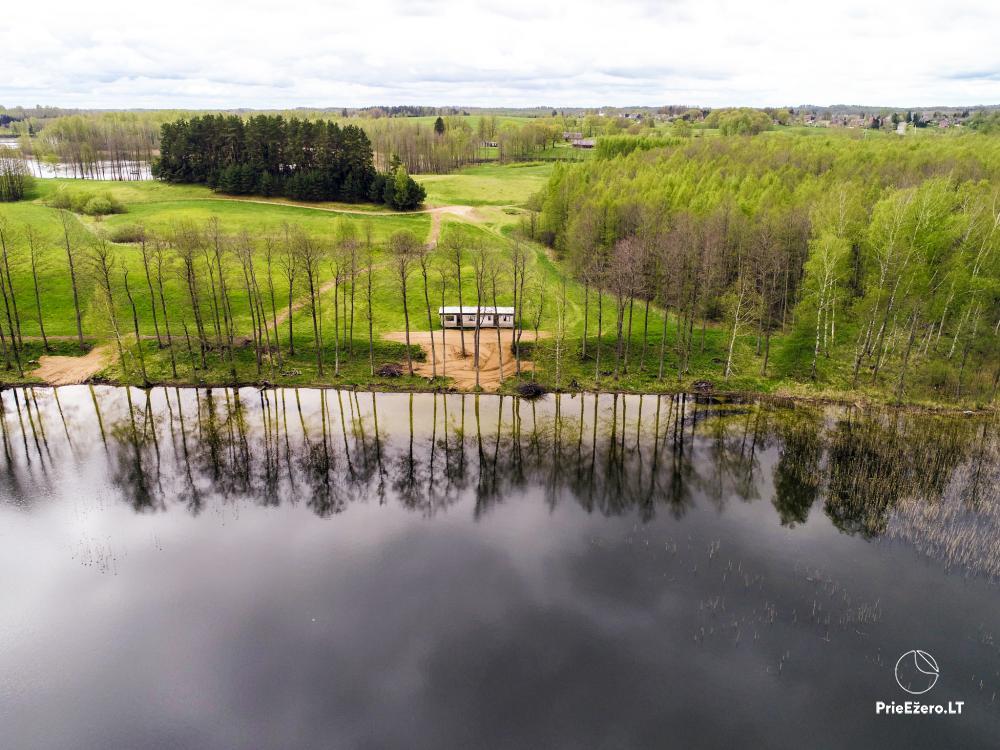 Lauku māja pie Avila ezera Zarasai rajonā, Lietuvā - 30