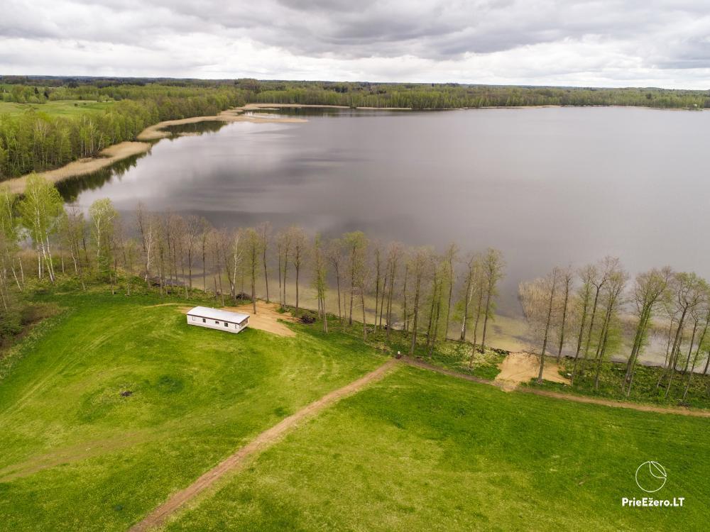 Lauku māja pie Avila ezera Zarasai rajonā, Lietuvā - 28