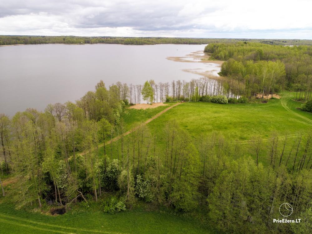 Lauku māja pie Avila ezera Zarasai rajonā, Lietuvā - 27