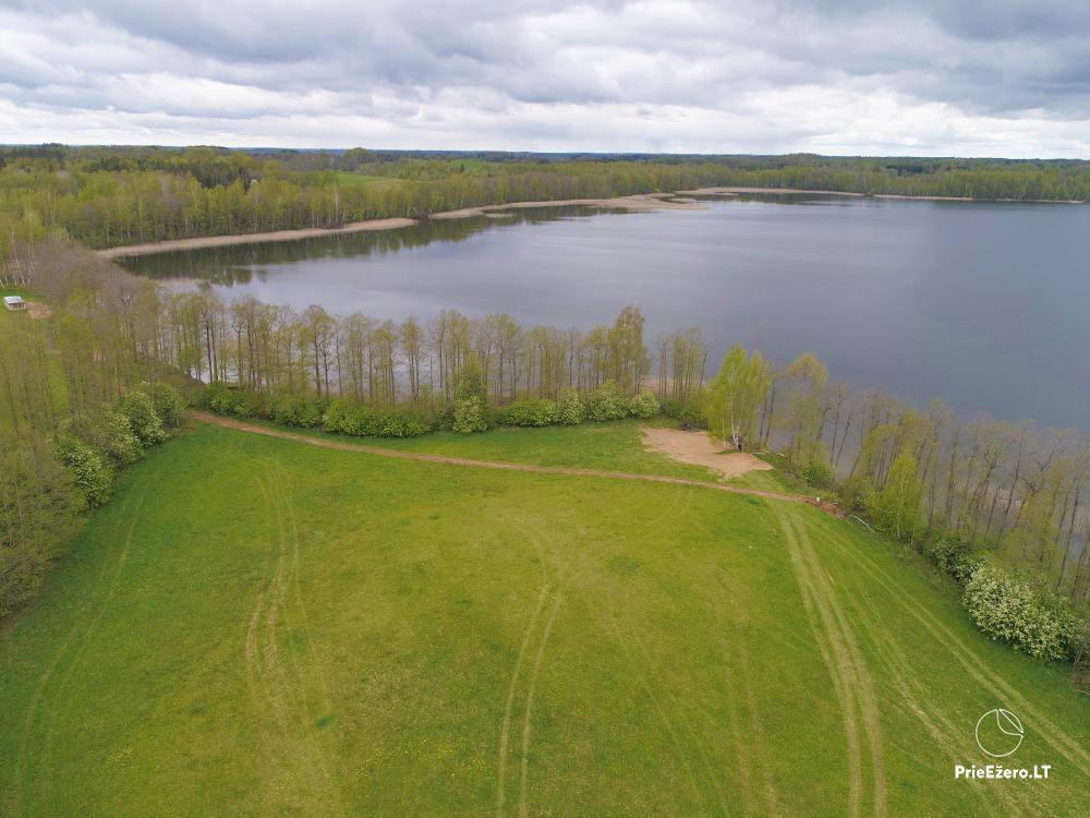 Lauku māja pie Avila ezera Zarasai rajonā, Lietuvā - 26