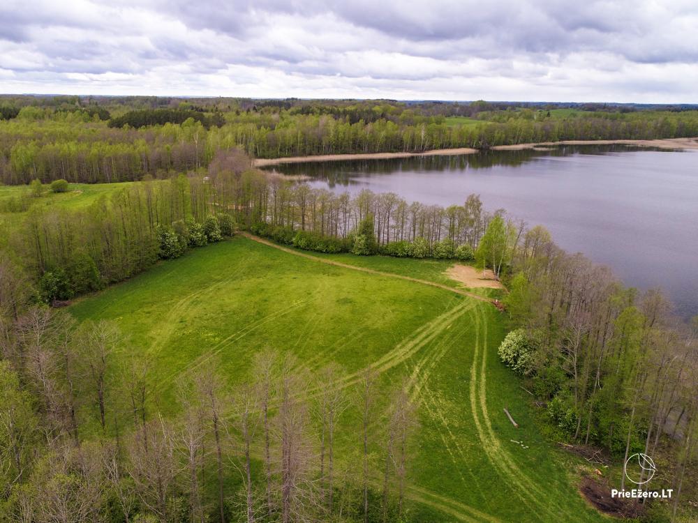 Lauku māja pie Avila ezera Zarasai rajonā, Lietuvā - 42