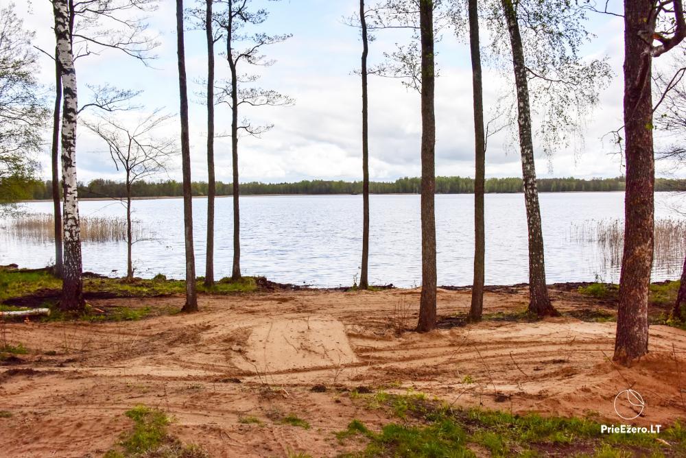 Lauku māja pie Avila ezera Zarasai rajonā, Lietuvā - 34