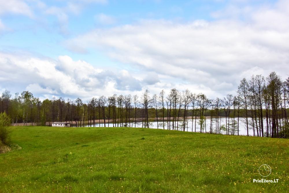 Lauku māja pie Avila ezera Zarasai rajonā, Lietuvā - 33