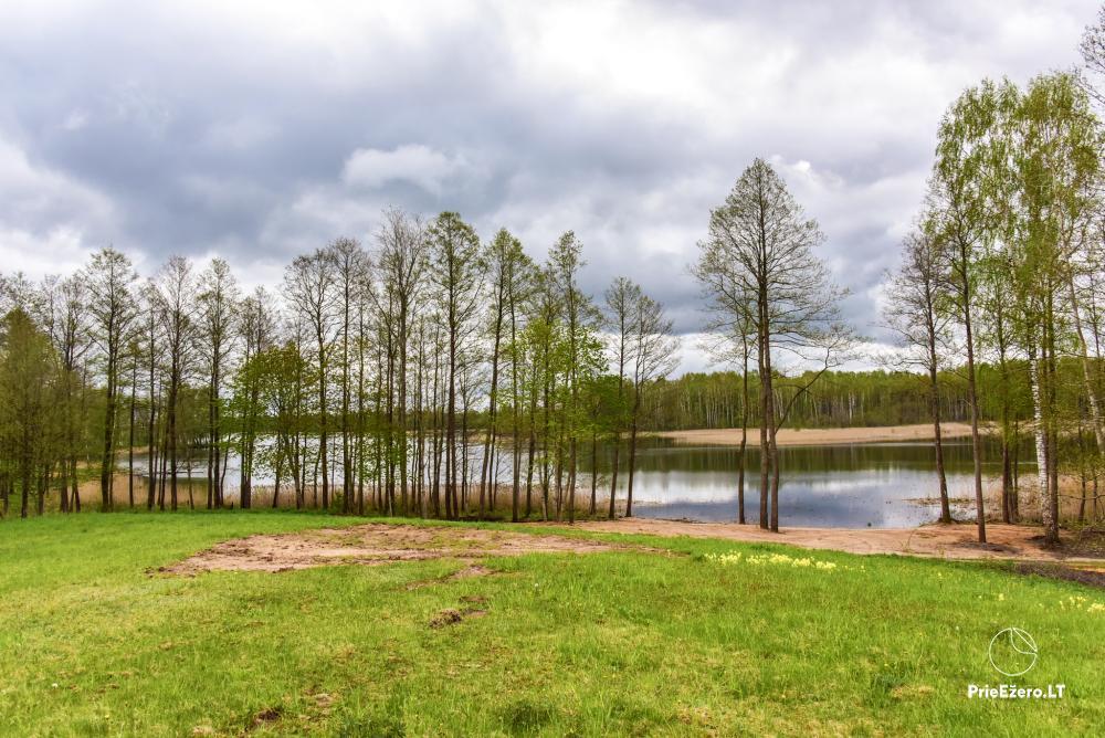 Lauku māja pie Avila ezera Zarasai rajonā, Lietuvā - 44